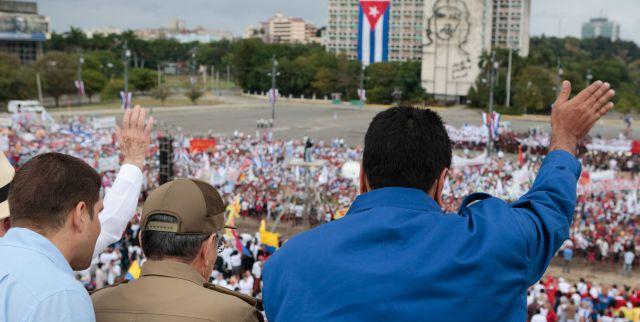 Solidaridad y Hermanda Mutua, Venezuela-Cuba
