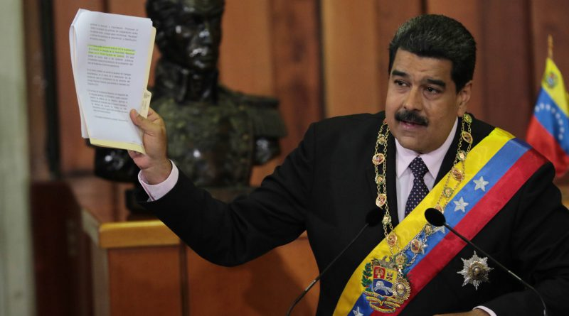 Maduro al mundo: En la Revolución Bolivariana el pueblo es la vanguardia