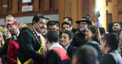Maduro llama al Gabinete Ejecutivo a trabajar con mayor eficacia y eficiencia