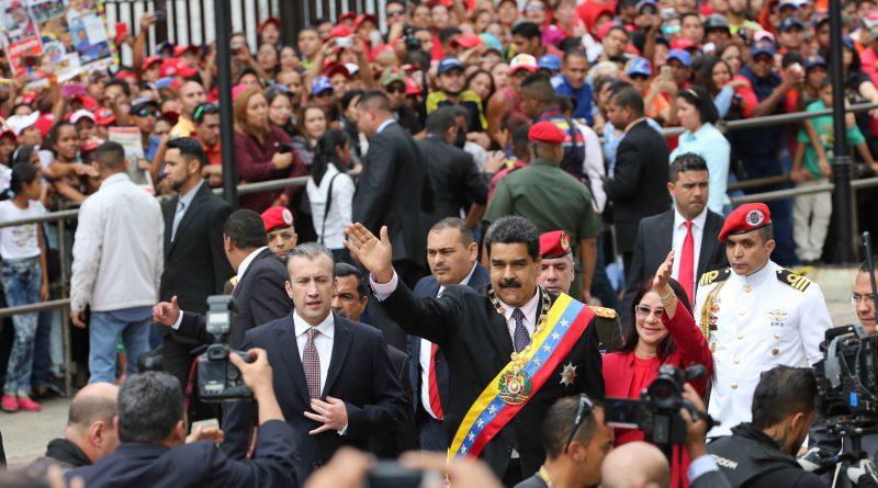 Presidente Maduro: Los revolucionarios hemos preservado el respeto al pueblo y el derecho a la paz.