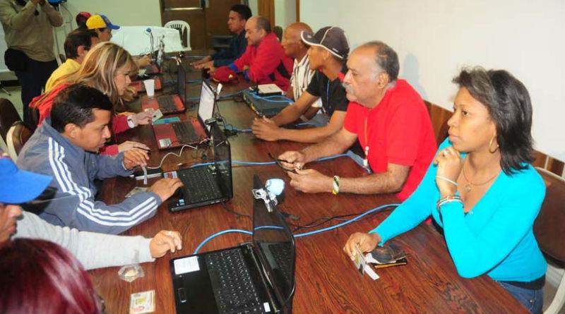 Jornada de Cranetización en Bolívar