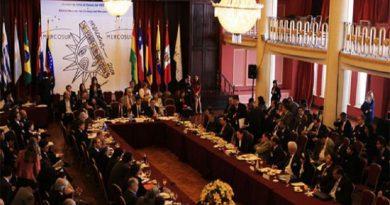Mercosur sostendrá demanda de Venezuela para restituir sus derechos en el bloque