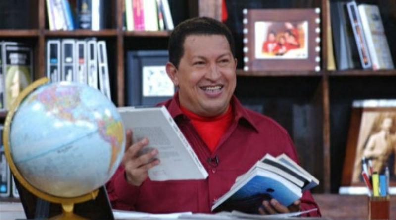 Chavez comunicador