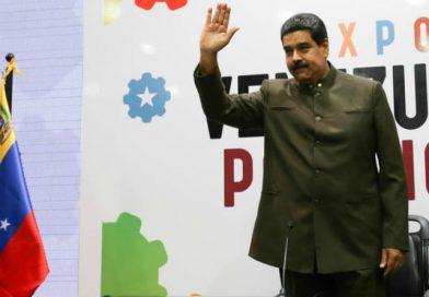 Presidente Nicolás Maduro da inicio a la Expo Venezuela Potencia 2017