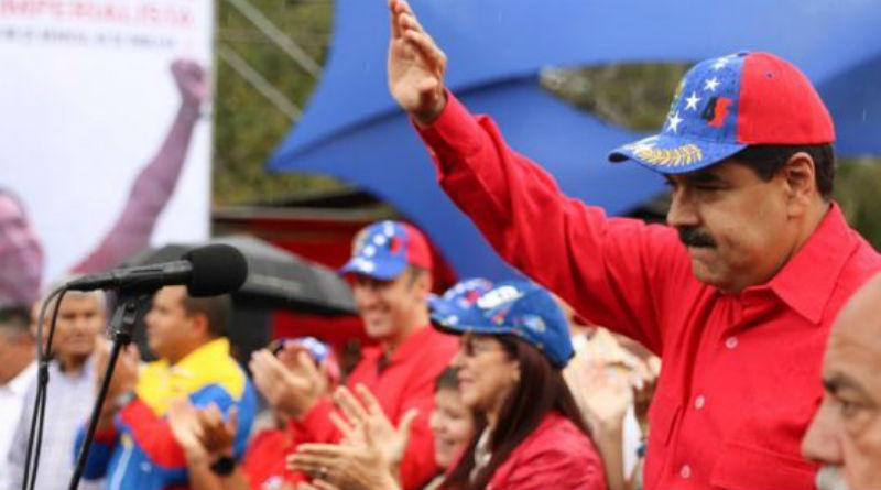 Maduro antiimperialista