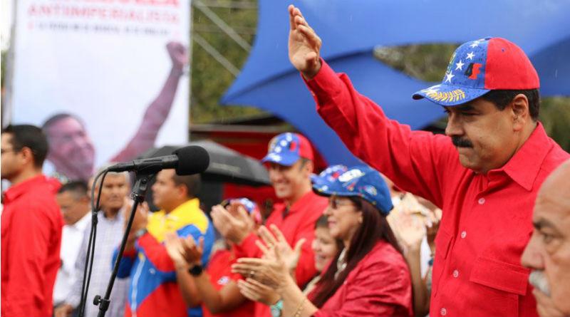 Maduro-los-proceres