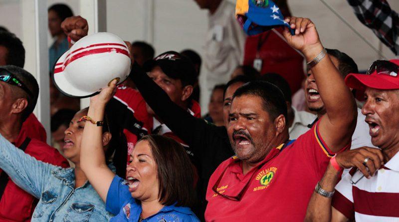 Presidente Maduro se reúne con delegados del Congreso de la Patria de la Clase Obrera