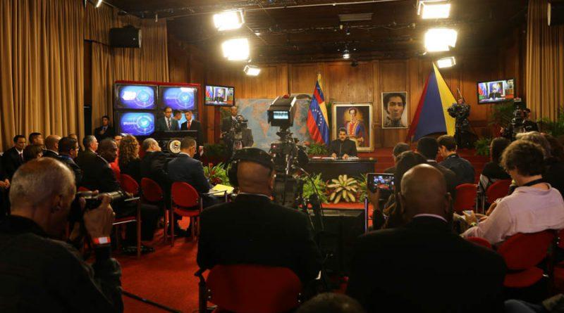 Presidente Maduro: La ANC establecerá una poderosa Comisión de la Verdad
