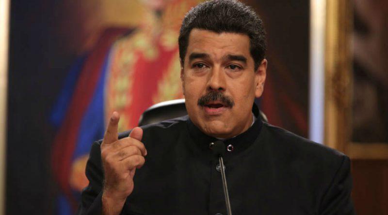 Presidente Maduro: Nuestra riqueza material, y nuestra fortaleza geopolítica desesperan al imperio