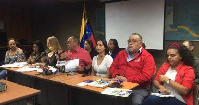 Francisco Torrealba: Los 79 candidatos a Constituyentes de la clase obrera harán una Campaña Admirable y patriota