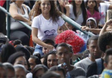 17.000 jóvenes se han sumado a asambleas estadales del Plan Chamba Juvenil