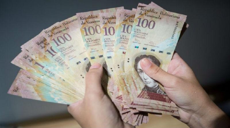 Billete de Bs 100 estará vigente hasta el 20 de septiembre