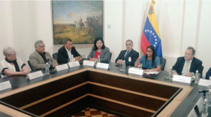 Instalada este miércoles Comisión de la Verdad en Caracas