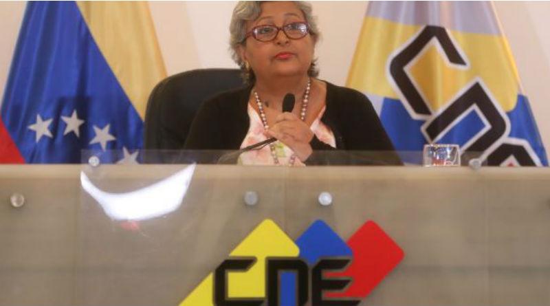 Consejo Nacional Electoral admitió 226 postulaciones para los comicios de gobernadores