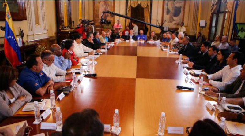 Presidente Maduro denuncia planes de magnicidio por parte del gobierno de EEUU