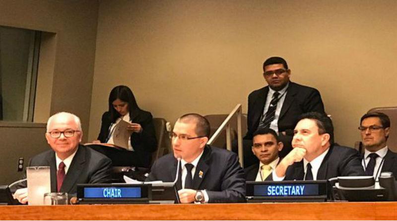 Movimiento de Países No Alineados rechazó medidas coercitivas impuestas por EEUU