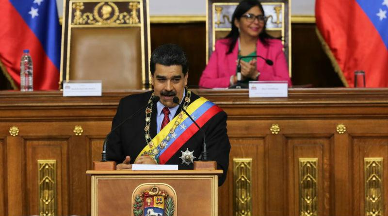 Presidente Maduro: 2017 ha sido un año de inversión social
