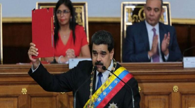 Presidente Maduro presenta su mensaje anual ante la ANC este lunes