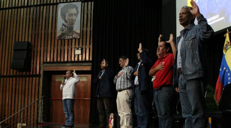 """Ministro Ovalles: """"el presidente Nicolás Maduro es la única garantía para que nuestra patria siga en paz"""""""