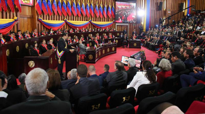 """""""En Venezuela no va a haber golpe de Estado, habrá elecciones"""""""