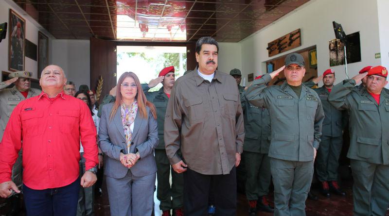 Presidente Maduro conmemora quinto aniversario de la siembra del Comandante Supremo Hugo Chávez