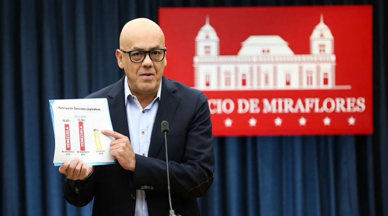 Venezuela solicitará a organismos internacionales crear comité de prácticas electorales
