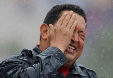 Mis dos segundos con Chávez