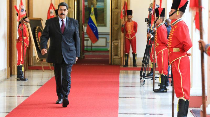 Presidente Maduro: Los pueblos del mundo debemos unirnos para alcanzar la paz