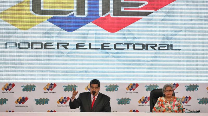 """""""Revolcón a las mafias criminales"""" anunció el Presidente Nicolás Maduro"""