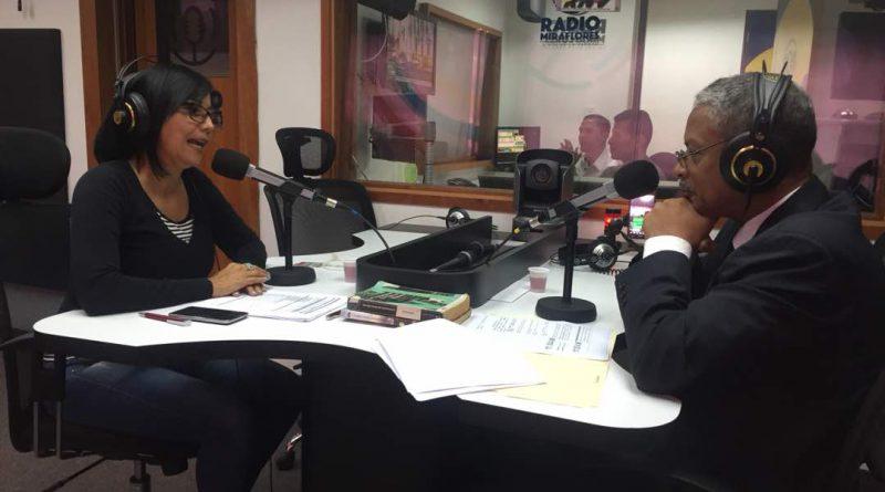"""Miriam Otero: """"La sustitución de importaciones es un acto de soberanía"""""""