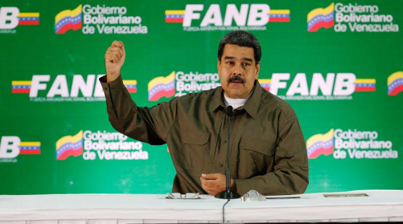 Presidente Maduro: No hay intocables en Venezuela
