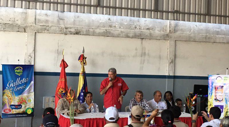 Guárico: Continúa despliegue del Congreso Constituyente de la Clase Obrera.