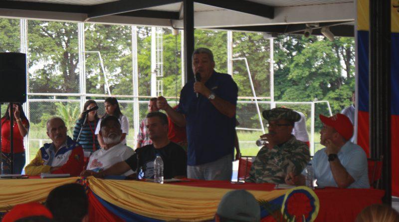 Asamblea de los CPT Cojedes, Barinas y Portuguesa promueven incremento de producción