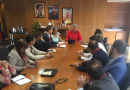 Ministro Piñate estableció diálogo con Fedeindustria