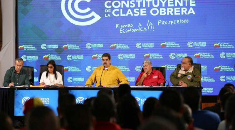 """Presidente Maduro: """"estas son las propuestas más certeras y concretas en los últimos 20 años de Revolución"""""""