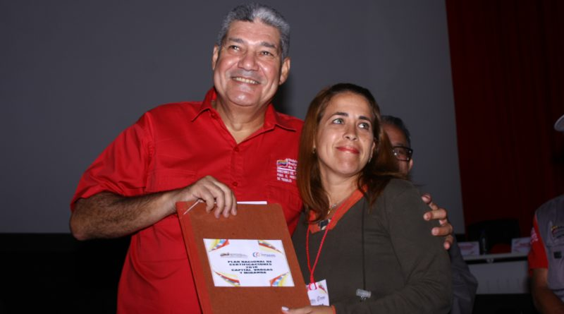 Inpsasel otorgó certificaciones médicas ocupacionales