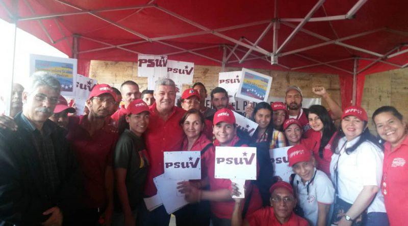 En honor al cantante Alí Primera marchó la Clase Obrera venezolana