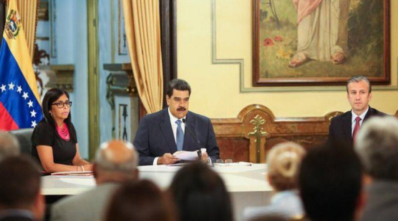 Anuncios del presidente Maduro en materia económica