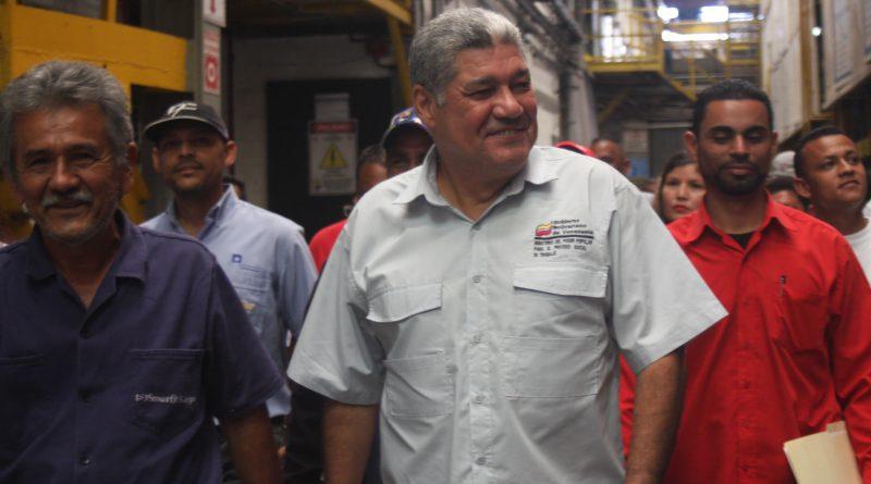 Ministro Eduardo Piñate: Estamos defendiendo el salario y buscando la estabilidad de los precios