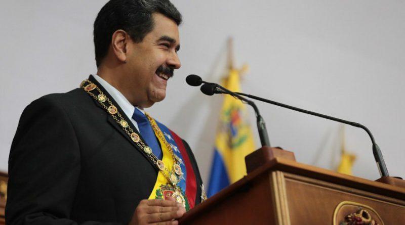 Memoria y Cuenta 2018 del presidente  Nicolás Maduro