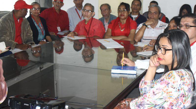 """Mpppst presentó Ponencia """"Amenaza de invasión a la República Bolivariana de Venezuela"""""""