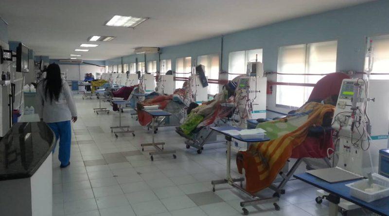 El IVSS respalda centros hospitalarios en todo el país