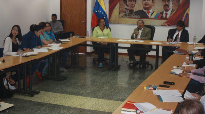 Más de 60 trabajadores del Mpppst inician Módulo Seguridad Social