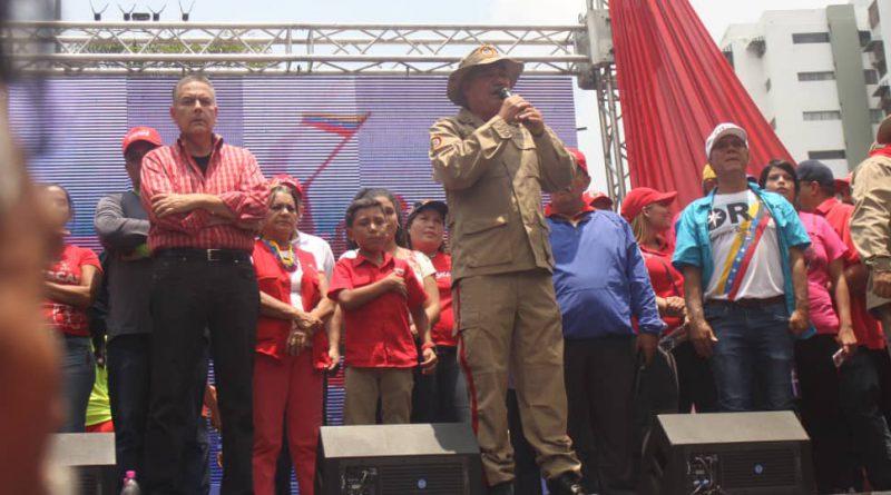 17 años del abril rebelde y día de la Milicia Bolivariana