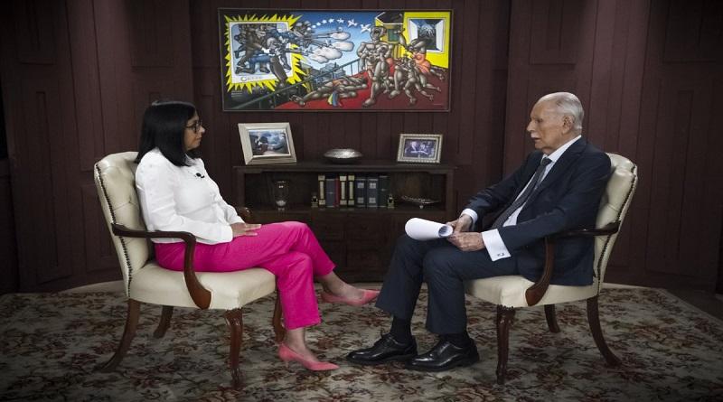 Vicepresidenta Ejecutiva: Diálogo nacional entre Gobierno y sectores de oposición marca pauta política importante en Venezuela