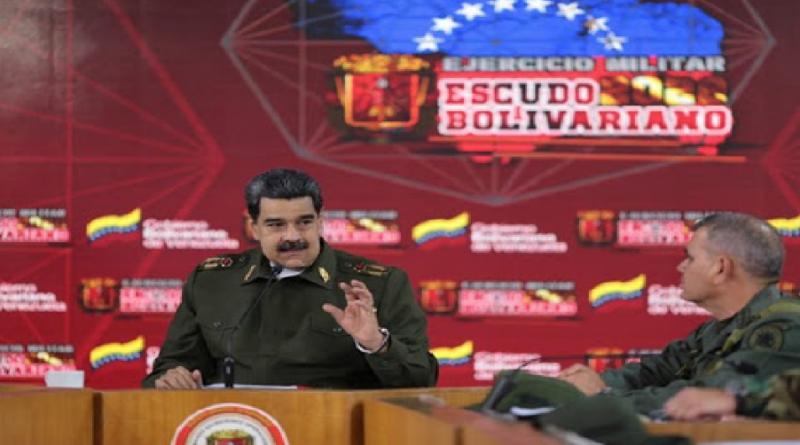 Maduro: mercenarios pretenden atacar unidades militares en el Zulia