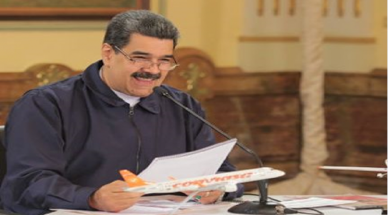 Pdte. Nicolás Maduro ratifica firma del Acuerdo de Ginebra