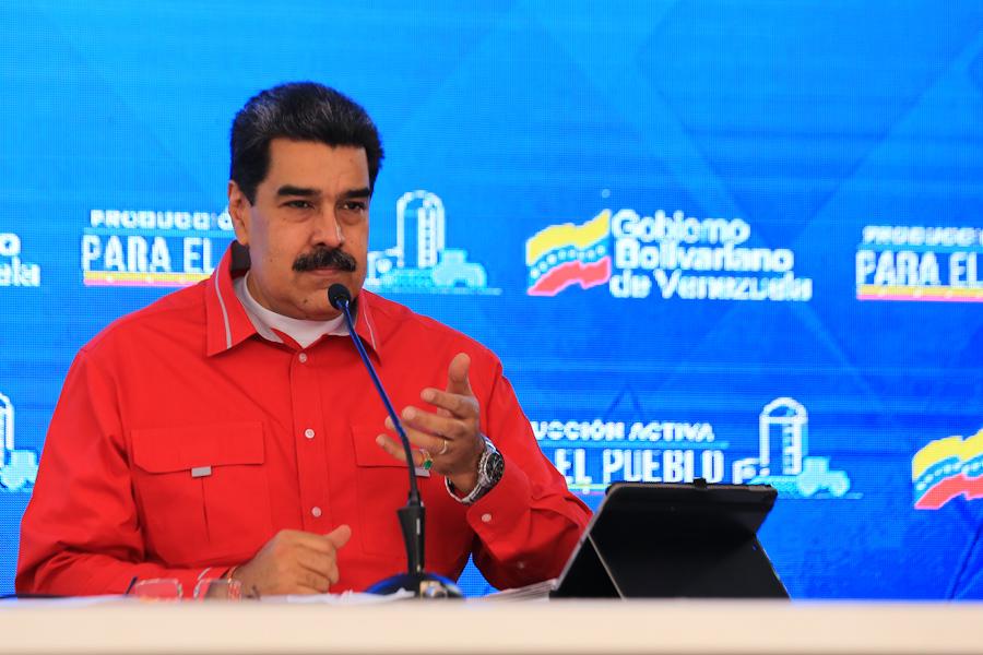 Gasolina venezolana tendrá un precio justo, anunció el presidente Maduro