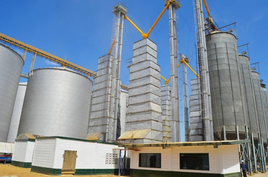 Silo activado en Guárico podrá almacenar 40 millones de kilos de arroz