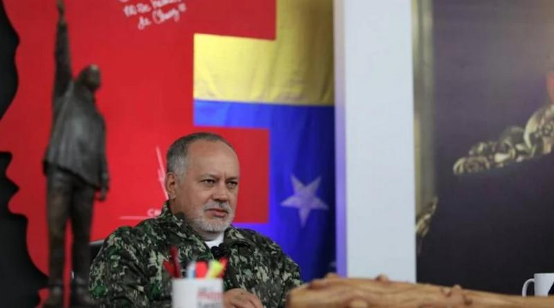 Cabello: Sede diplomática de España en Venezuela se mantiene como centro de conspiración contra el país